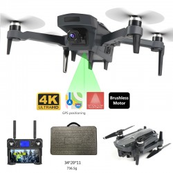 K20 Drone GPS 5G HD 4K Camera Professional 1800m Image Transmission Brushless Motor Foldable Quadcopter RC Drone