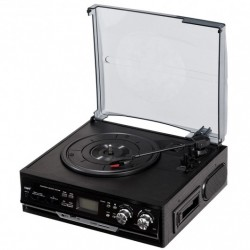 3 Speed RCA Output USB/SD Slot Record Player