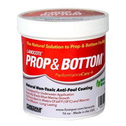 Forespar Lanocote Rust & Corrosion Solution Prop and Bottom - 16 oz.