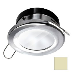 i2Systems Apeiron A1110Z Spring Mount Light - Round - Warm White - Brushed Nickel Finish